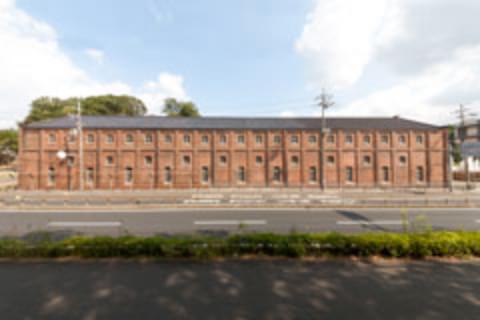 重要文化財・舞鶴赤れんがパーク5号棟外観